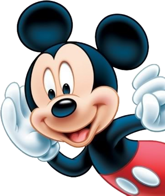 11 Mickey Mouse PSD Images