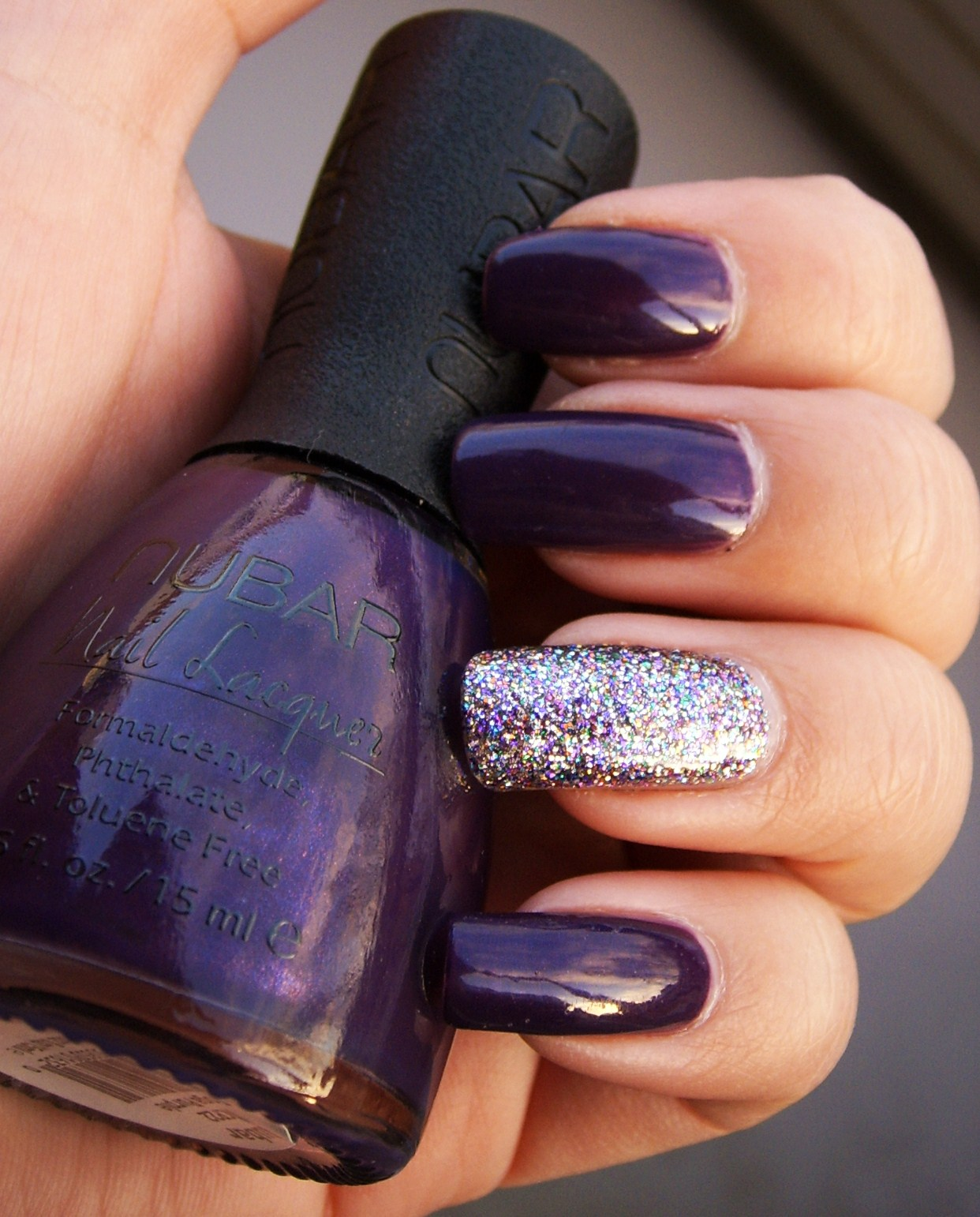 Nail Designs with One Different Color