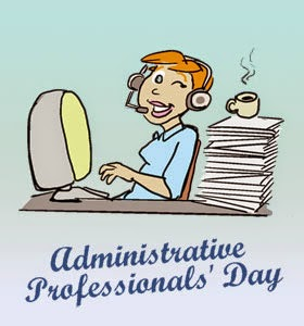 National Administrative Professionals Day 2014