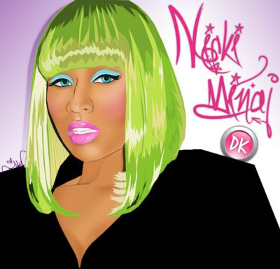 Nicki Minaj PSD