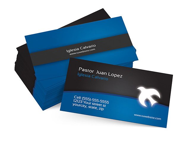 9 Christian Business Cards Psd Images Church Business Cards