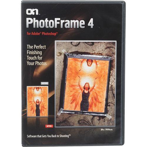 Photoshop Photo Frame Software