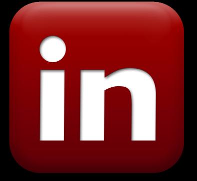 Red LinkedIn Logo