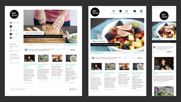 16 Responsive Web Design Examples Images