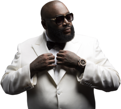9 Rick Ross PSD Officials Images