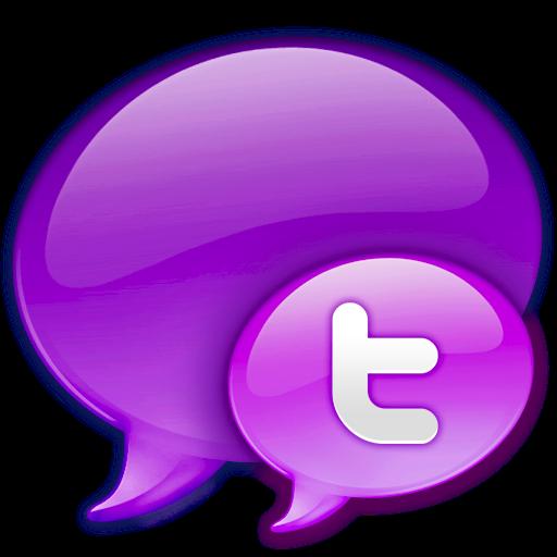 Small Twitter Logo Icon