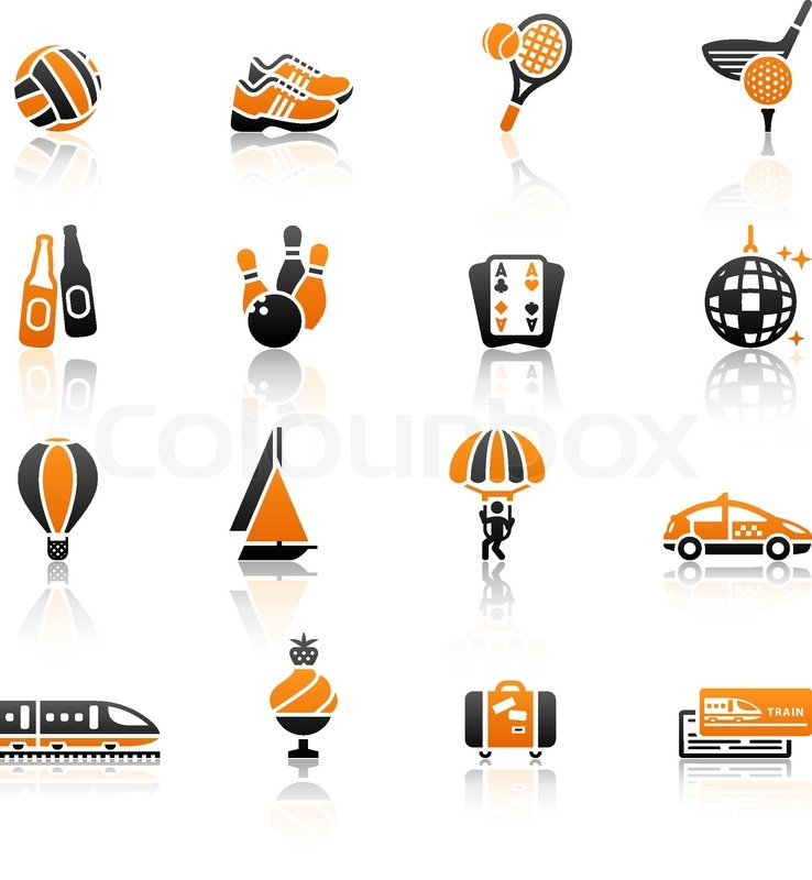Vector Recreation Icons