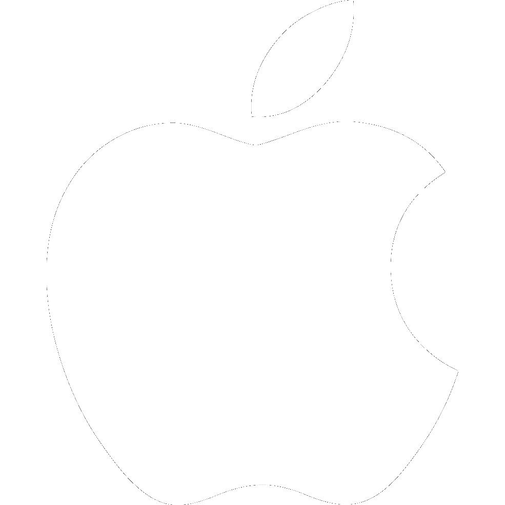 12 apple icon white transparent images white apple logo white white apple logo biocorpaavc Choice Image