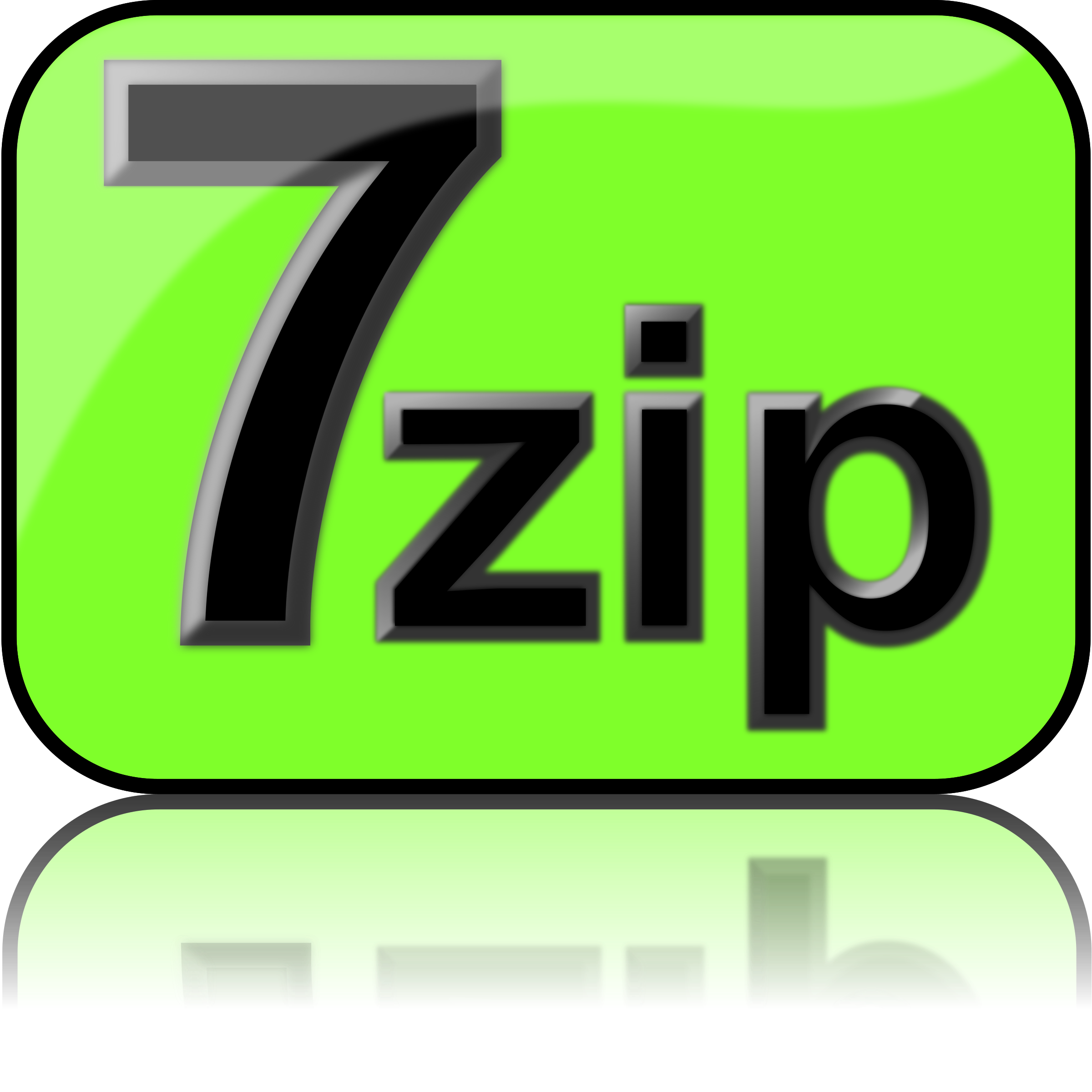 13 7 zip icons change images windows 7 zip icon 7 zip for Window zip file