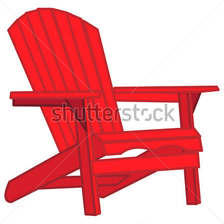 14 Adirondack Chair Vector Images