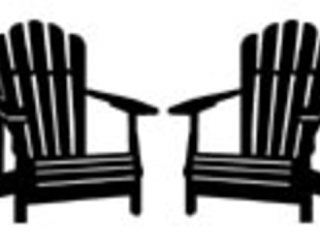 14 Adirondack Chair Vector Images Clip