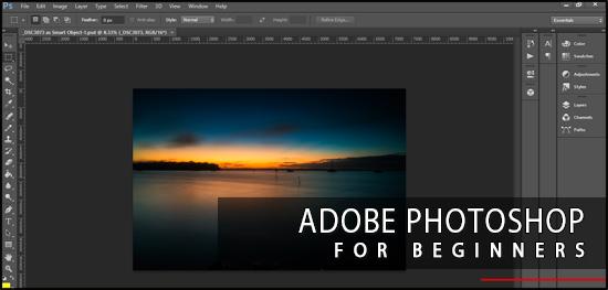 Adobe Photoshop Beginners