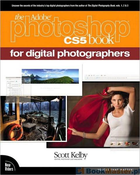 5 Photoshop CS5 Book Images