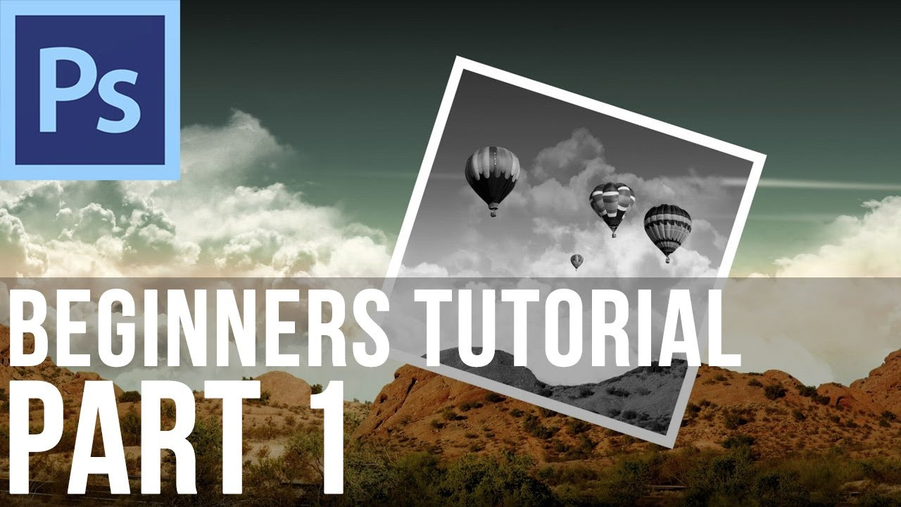 13 Adobe Photoshop Tutorials For Beginners Images