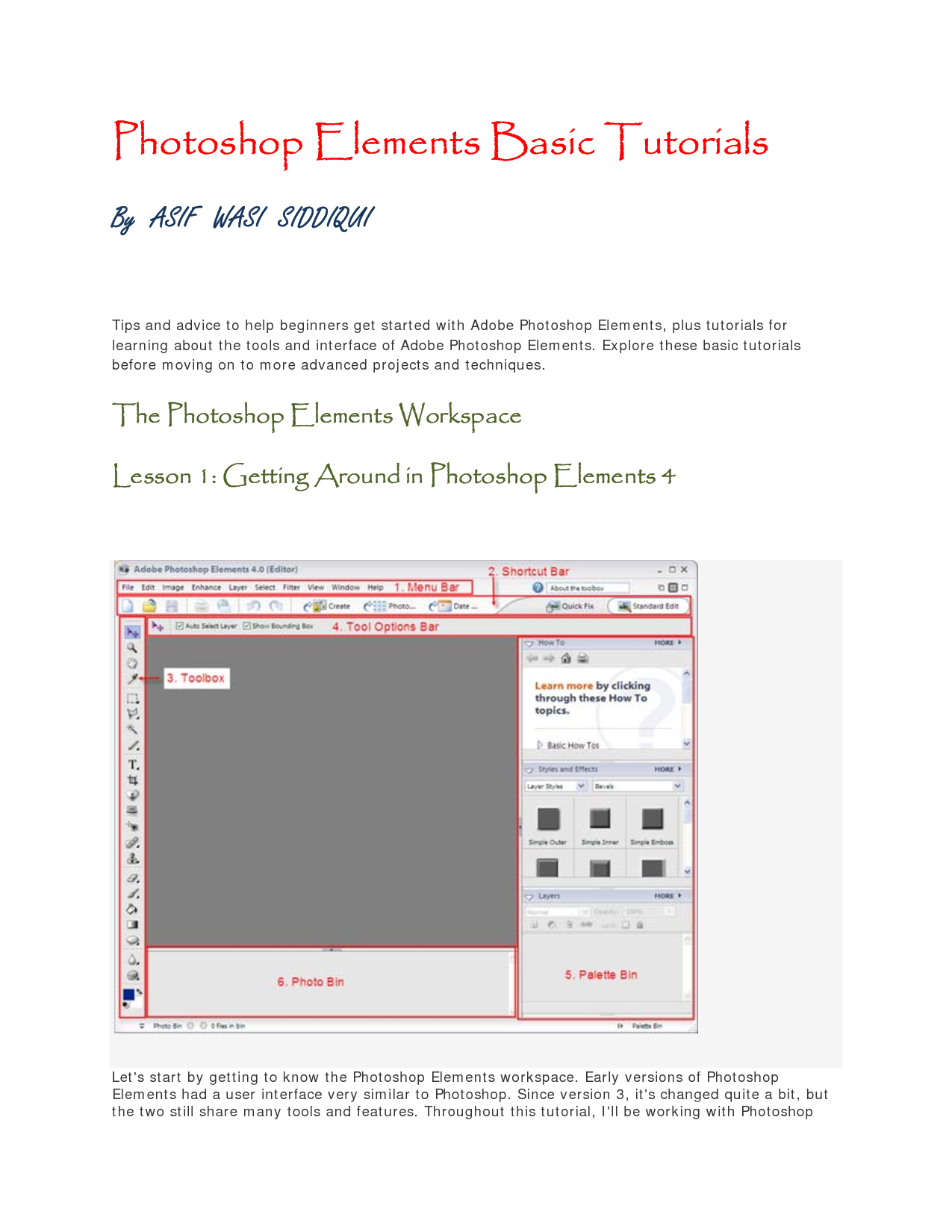 For beginners pdf photoshop tutorial adobe