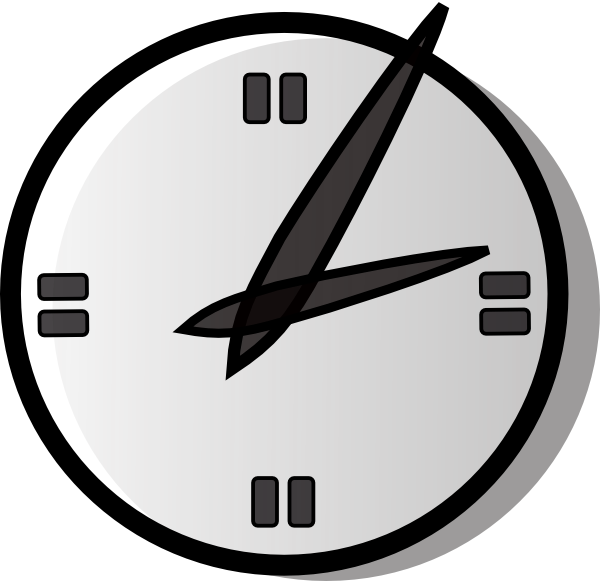 15 Clock Vector Graphics Images