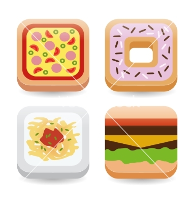 Application Icon Vector