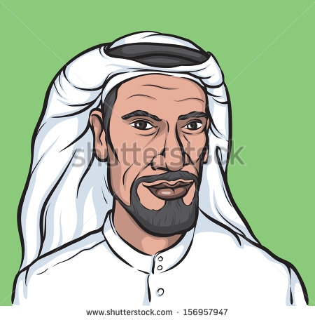 Arab People Clip Art