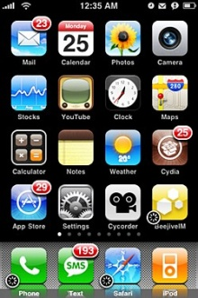 Badge App Icon On iPhone