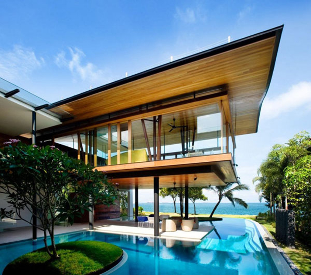 Beautiful House in Singapore
