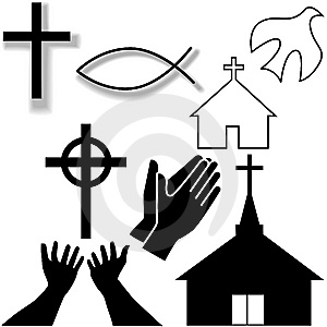 Church Symbols Clip Art