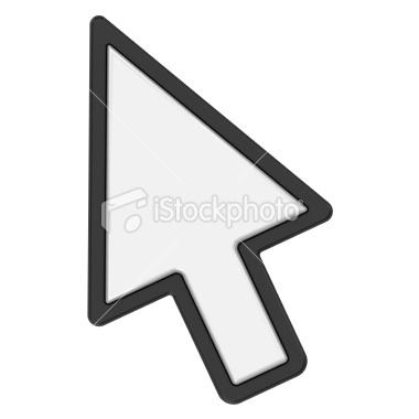 Computer Arrow Cursors