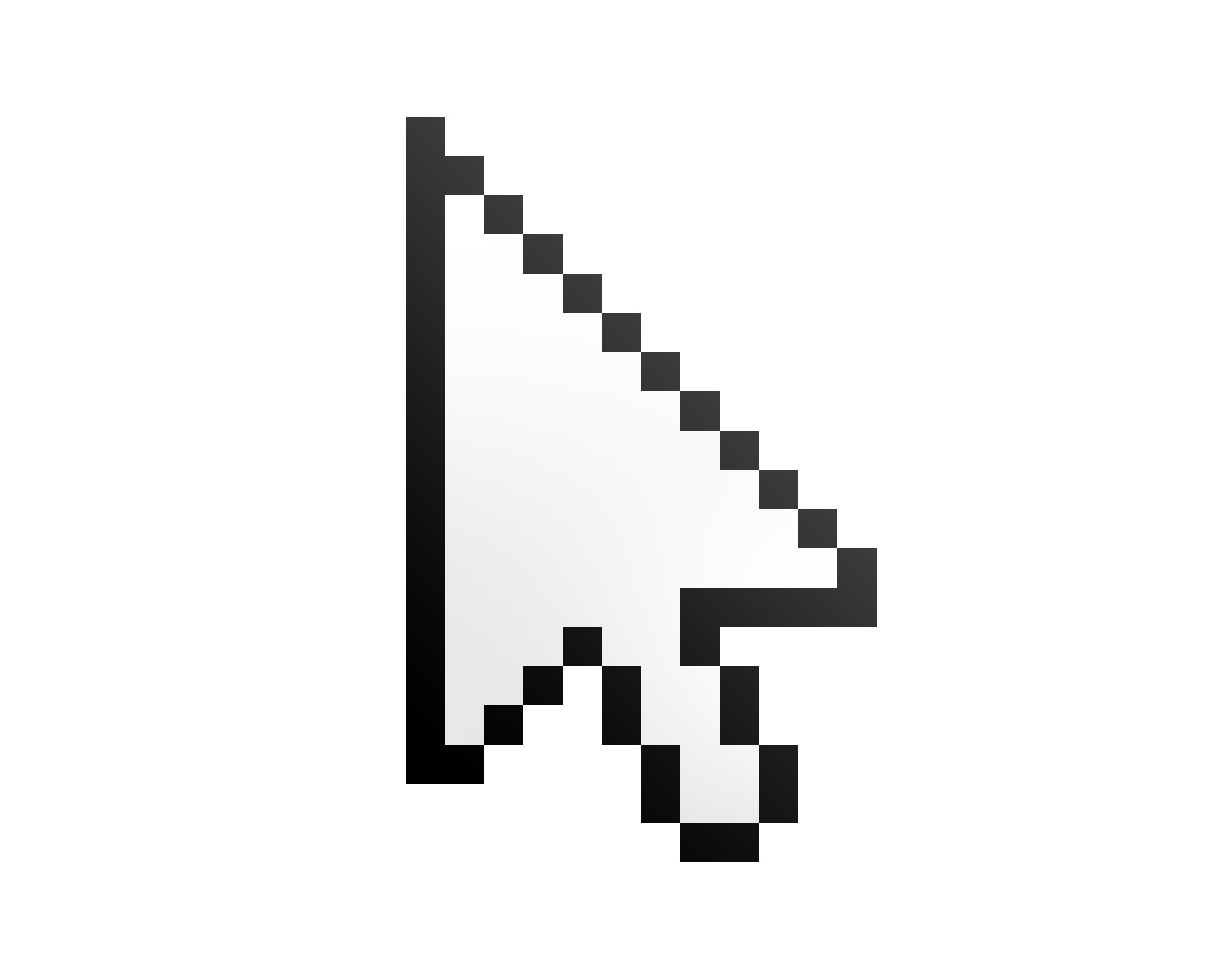 16 Computer Arrow Icon Images