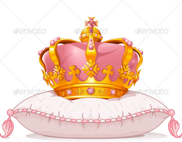 9 Purple Queen Crown PSD Images