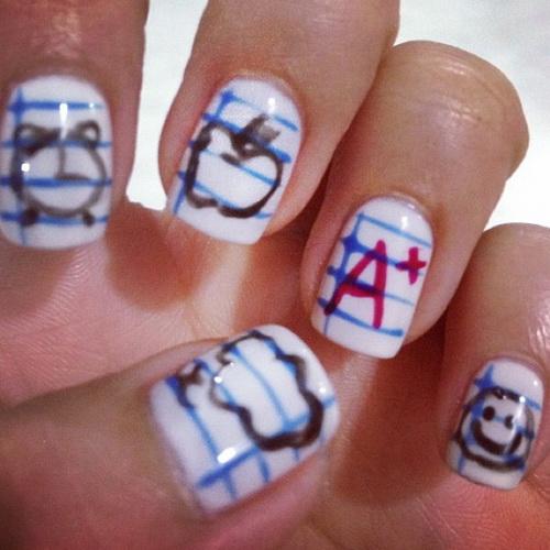 Cute Easy Nails Designs Do Home