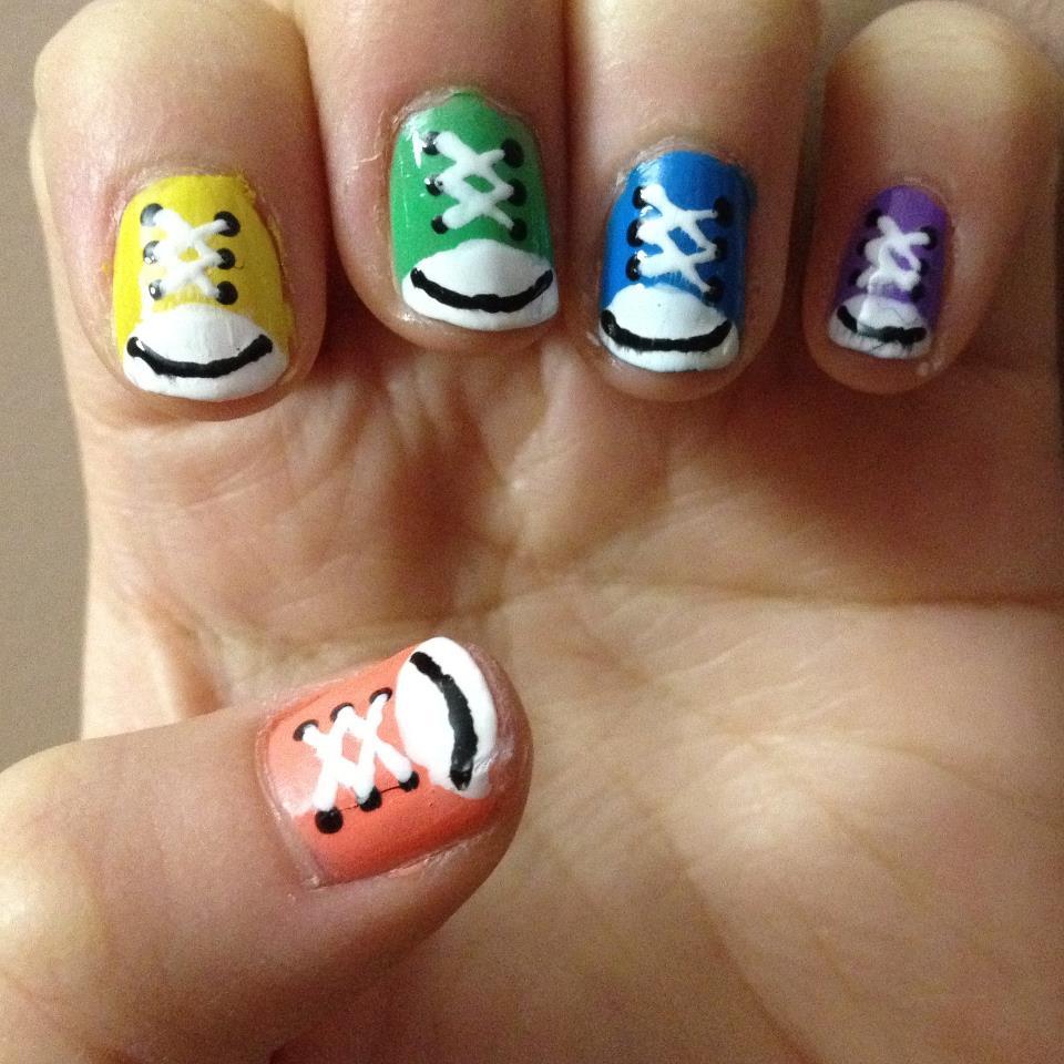 Cute Nail Art Designs
