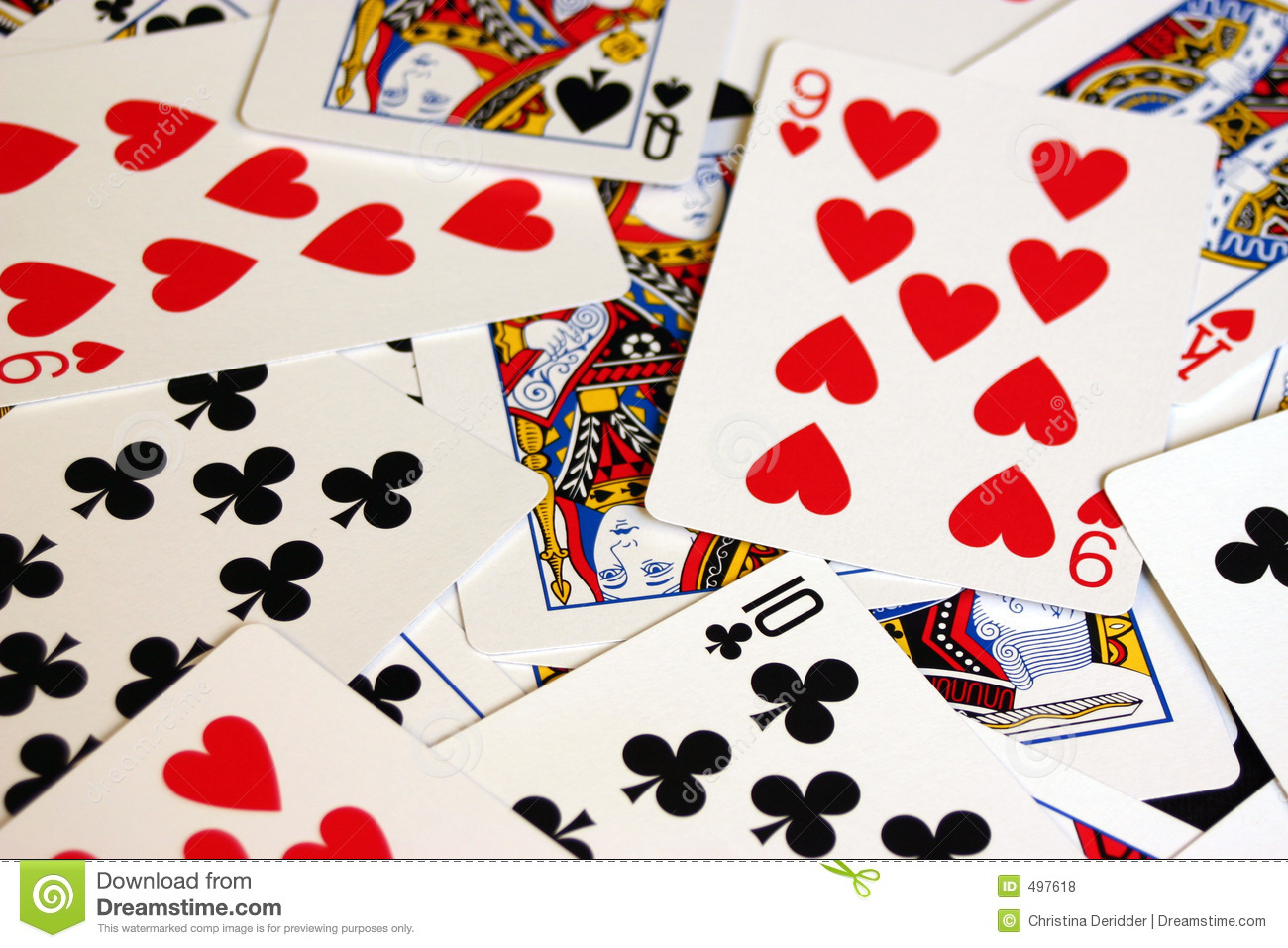 Deck of Cards Clip Art Free