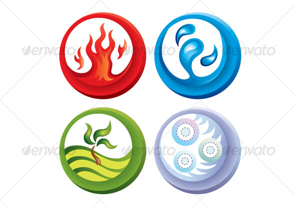 11 earth element icon images earth element symbol skylanders