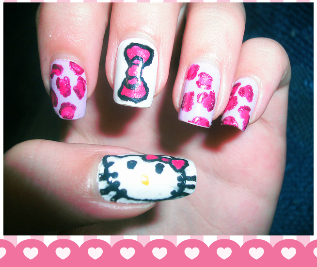 Easy to Do at Home Nail Art Designs