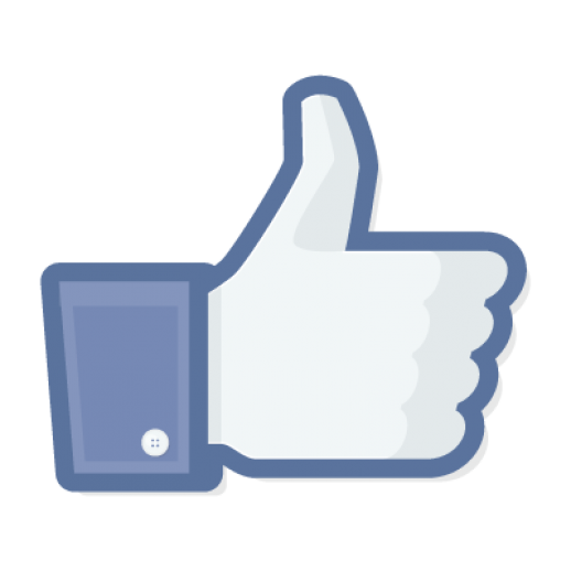 Facebook Like Thumbs Up Logo