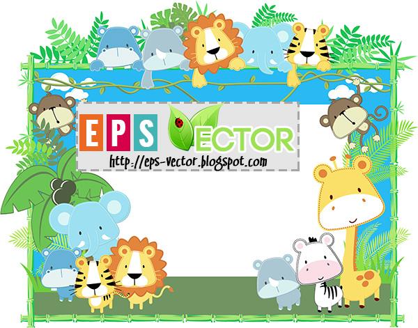Free Baby Animal Frames