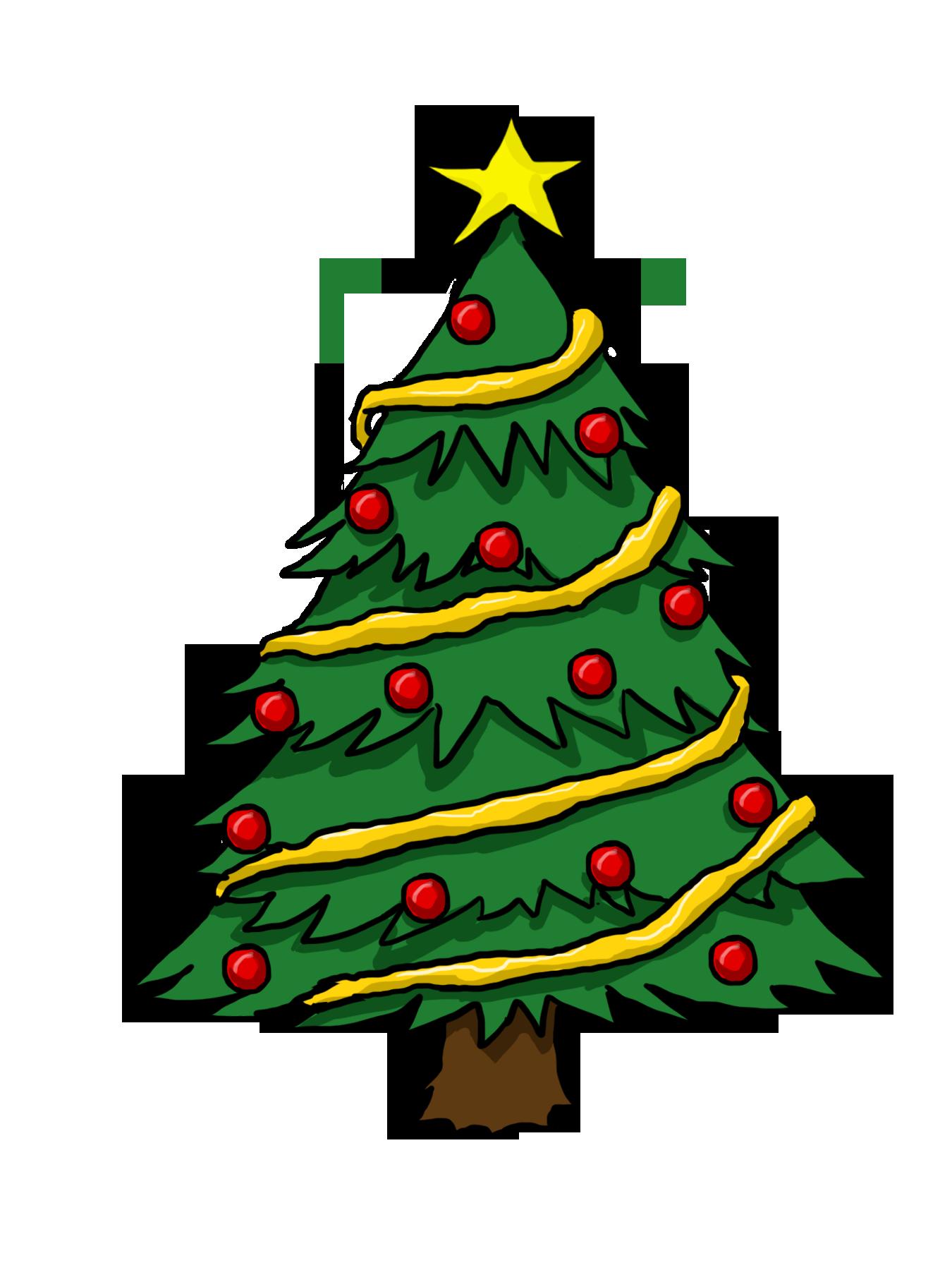 Free Clip Art Christmas Tree