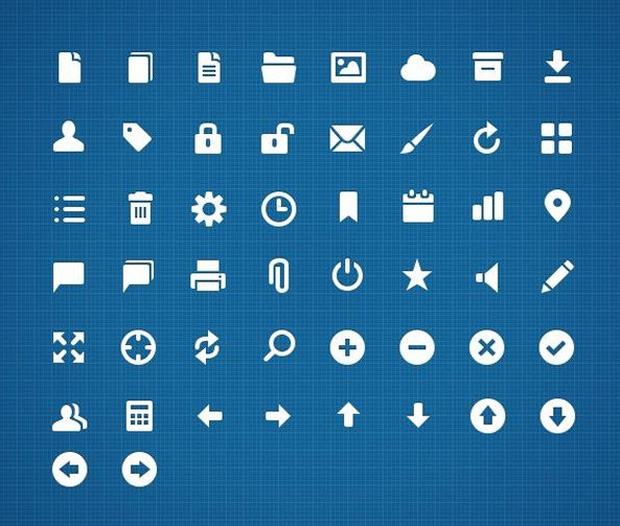 9 Printer Icon PSD UI Images