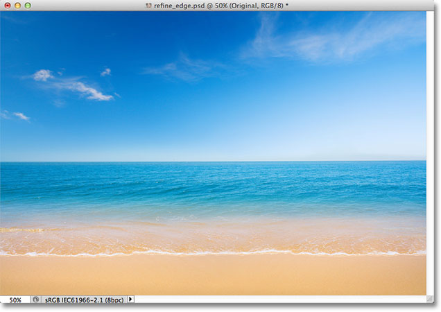 15 Beach Photoshop PSD Images