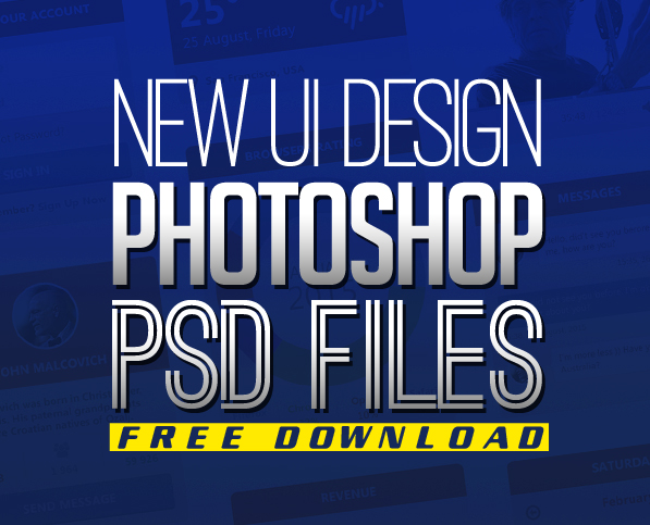 7 Graphic Design PSD Free Download Images