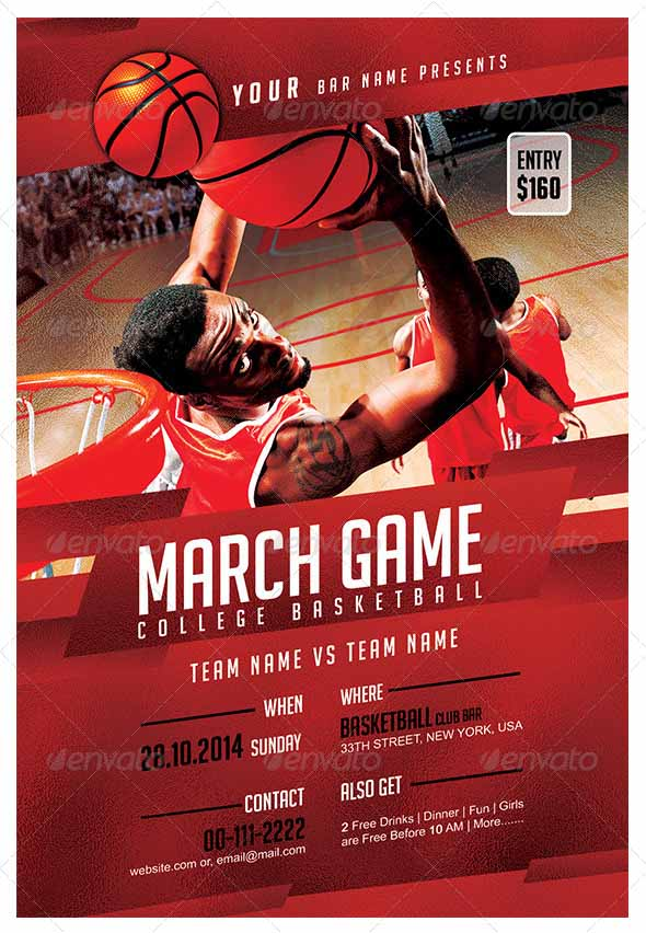 ... Templates Free, Free Sports Flyer Templates and Sports Flyer Templates