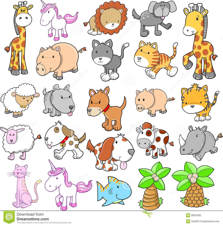 Free Vector Animals