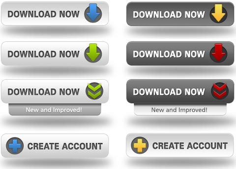 Free Web Design Buttons