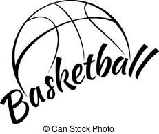 Fun Basketball Clip Art