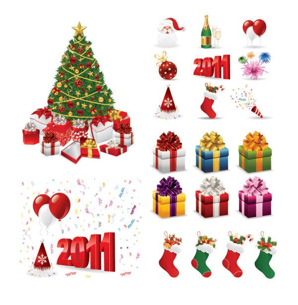 Christmas Vector Free Download.16 Christmas Free Vector Download Images Free Christmas