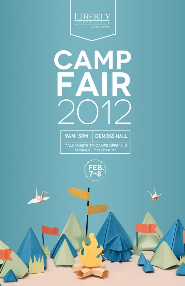 Graphic Design Camp Flyer