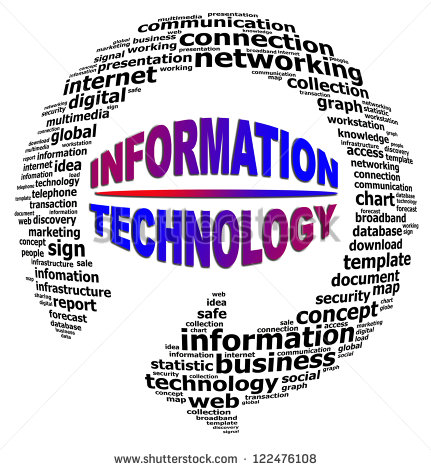 Graphic Information Technology Word