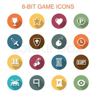 Icon Game 8-Bit