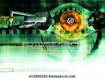 Information Technology Clip Art Graphics