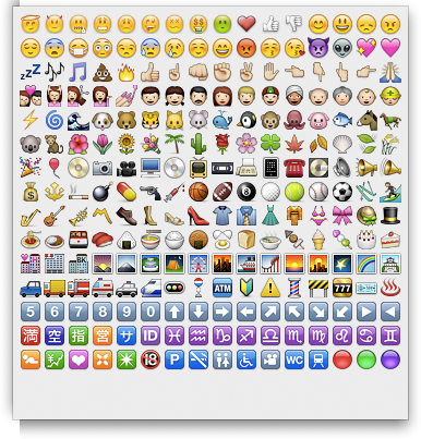 17 IPhone Text Emoticons Images - iPhone Text Emoticons ...