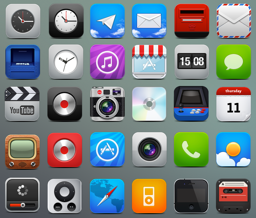 iPhone Icon
